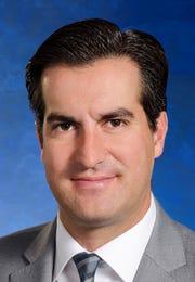 Carlos Keating, new El Paso Chamber board chairman.