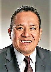 Frank Dominguez, El Paso Health CEO.