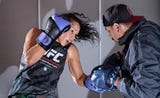 Visalia resident Marion Reneau is a fighter in the Ultimate Fighting Championship.
