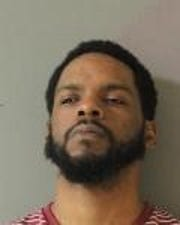 Justin Patterson, 31, of Peekskill was arrested on Jan. 30, 2019, and accused of using a gun to menace people in Cortlandt.
