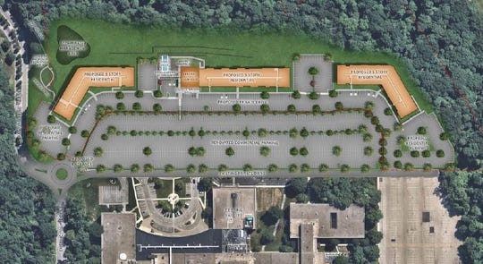 Rye Brook's RPW Group wants to build a 300-apartment complex in three five-story buildings at 1133 Westchester Ave. in White Plains. The Flats at Westchester would overlook Maple Moor Golf Course and would be within walking distance of a 620,000-square-foot office building, the former home of IBM.