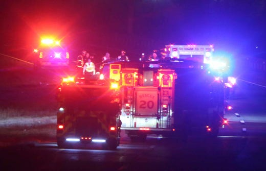 I-495 North reopened after accident involving pedestrian at
