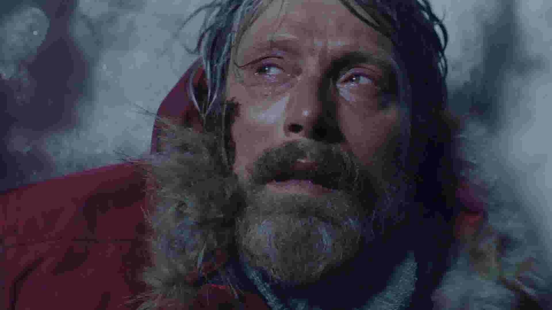 'Arctic' trailer is a bone-chilling story of survival