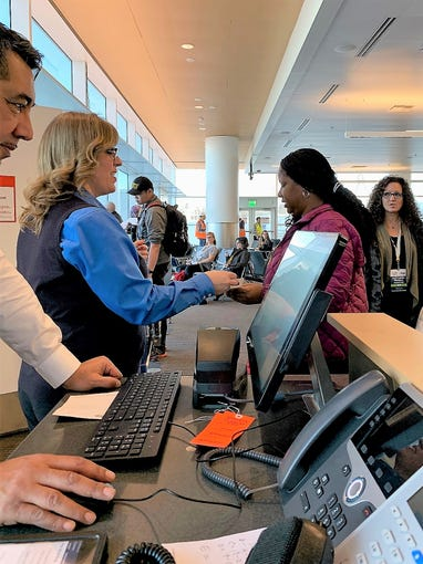 Sea Tac Airport Tests Expanded Terminal