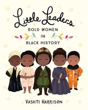 """Little Leaders: Bold Women in Black History,"" by Vashti Harrison"