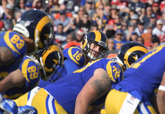 Jared Goff and the Rams are the blueprint the Bengals organization hopes to follow.