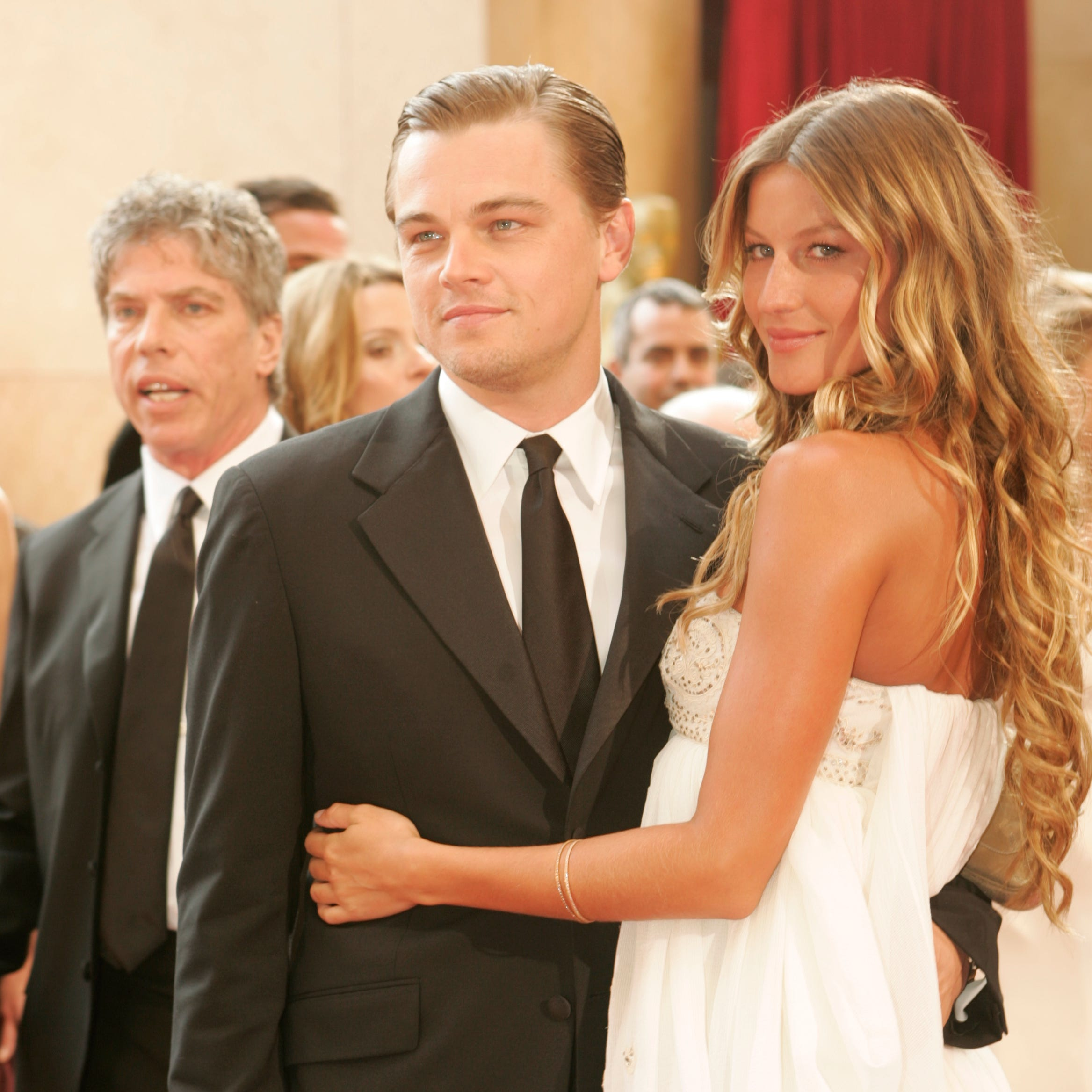 Yeah, we kinda forgot Leo and Gisele dated, too.