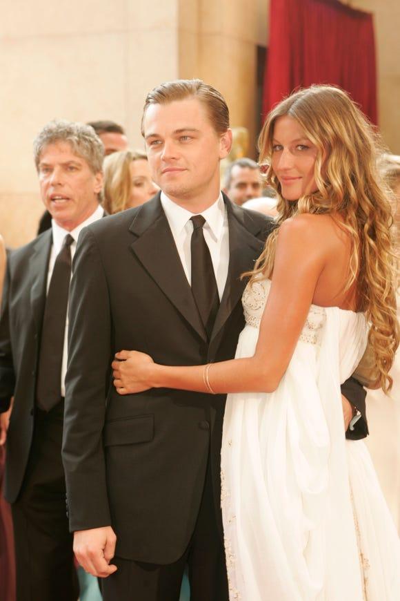 Yeah, we kinda forgot Leo and Gisele dated, too.