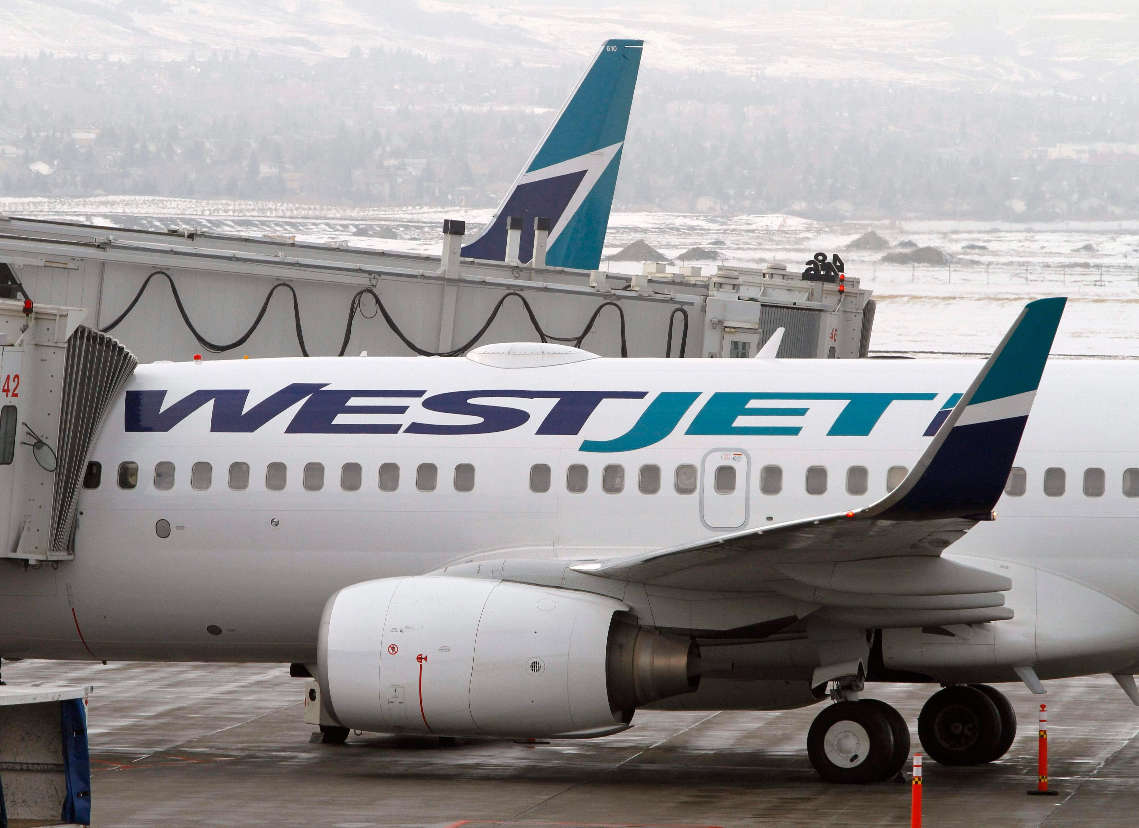 Drunken WestJet passenger ordered to pay airline $21K in fuel costs