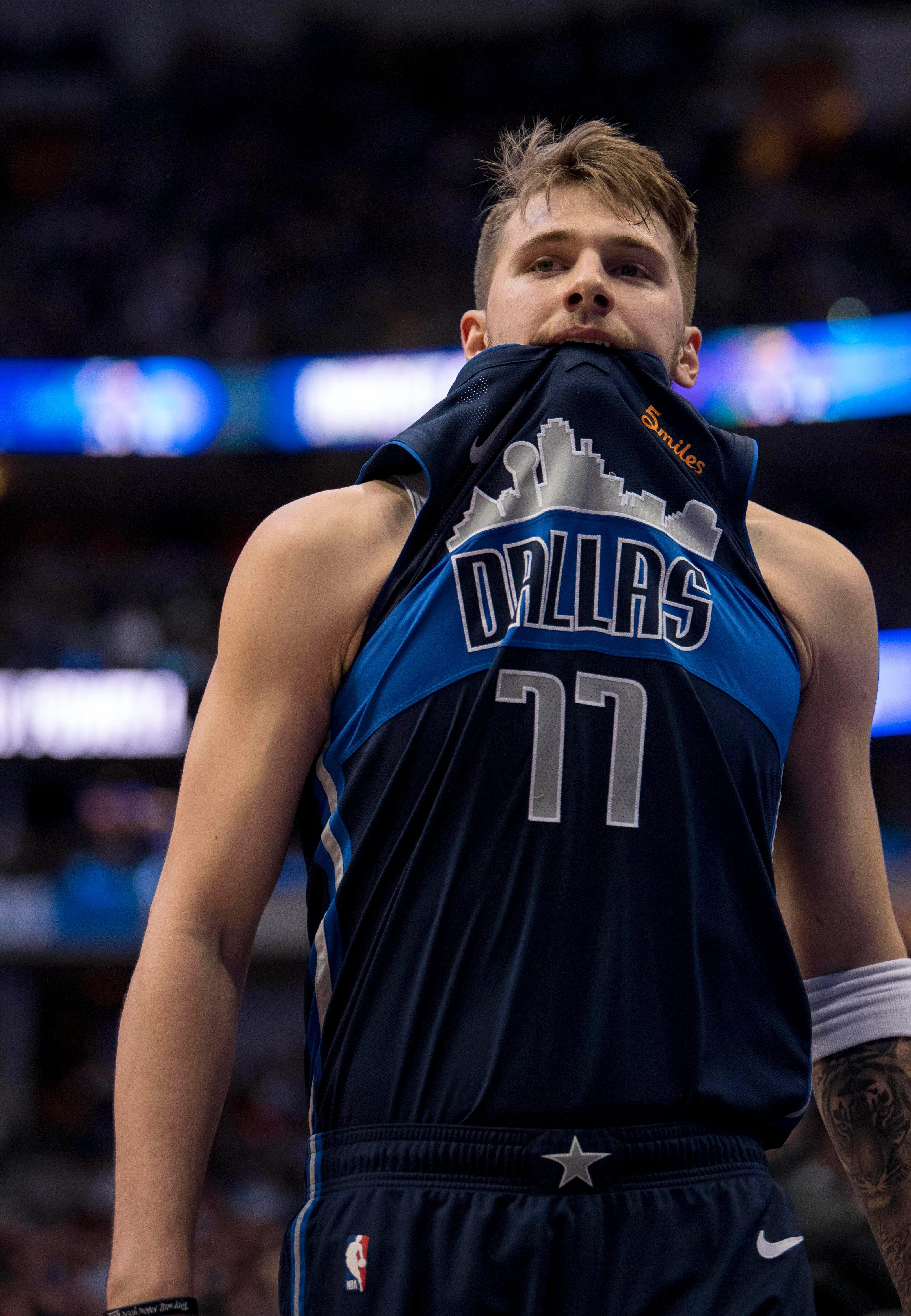 Mavericks' Luka Doncic, the NBA's brightest new star, is most glaring All-Star snub