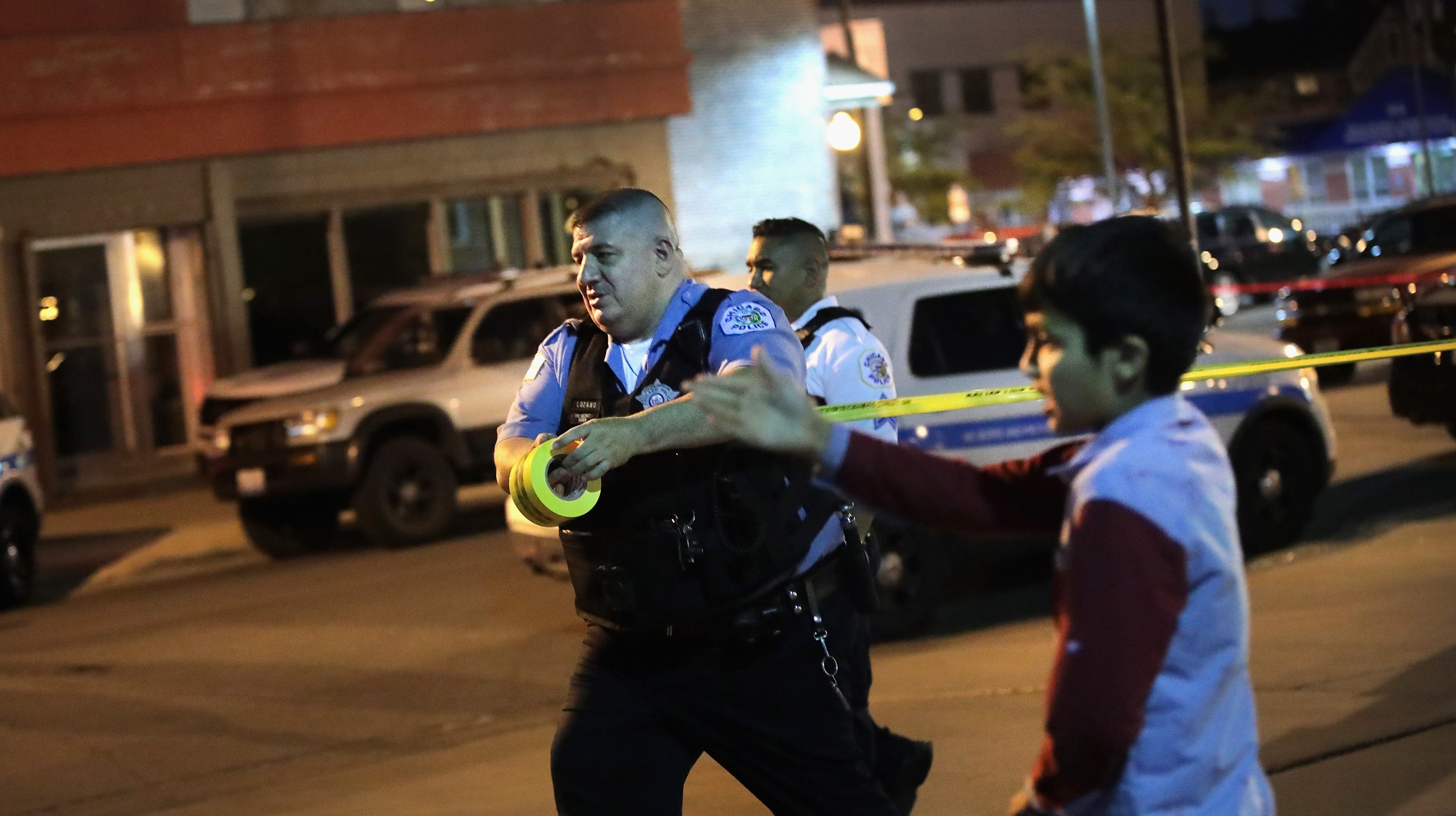 0cd6986579 Crime down in Windy City? Chicago just had its least violent January in 9  years