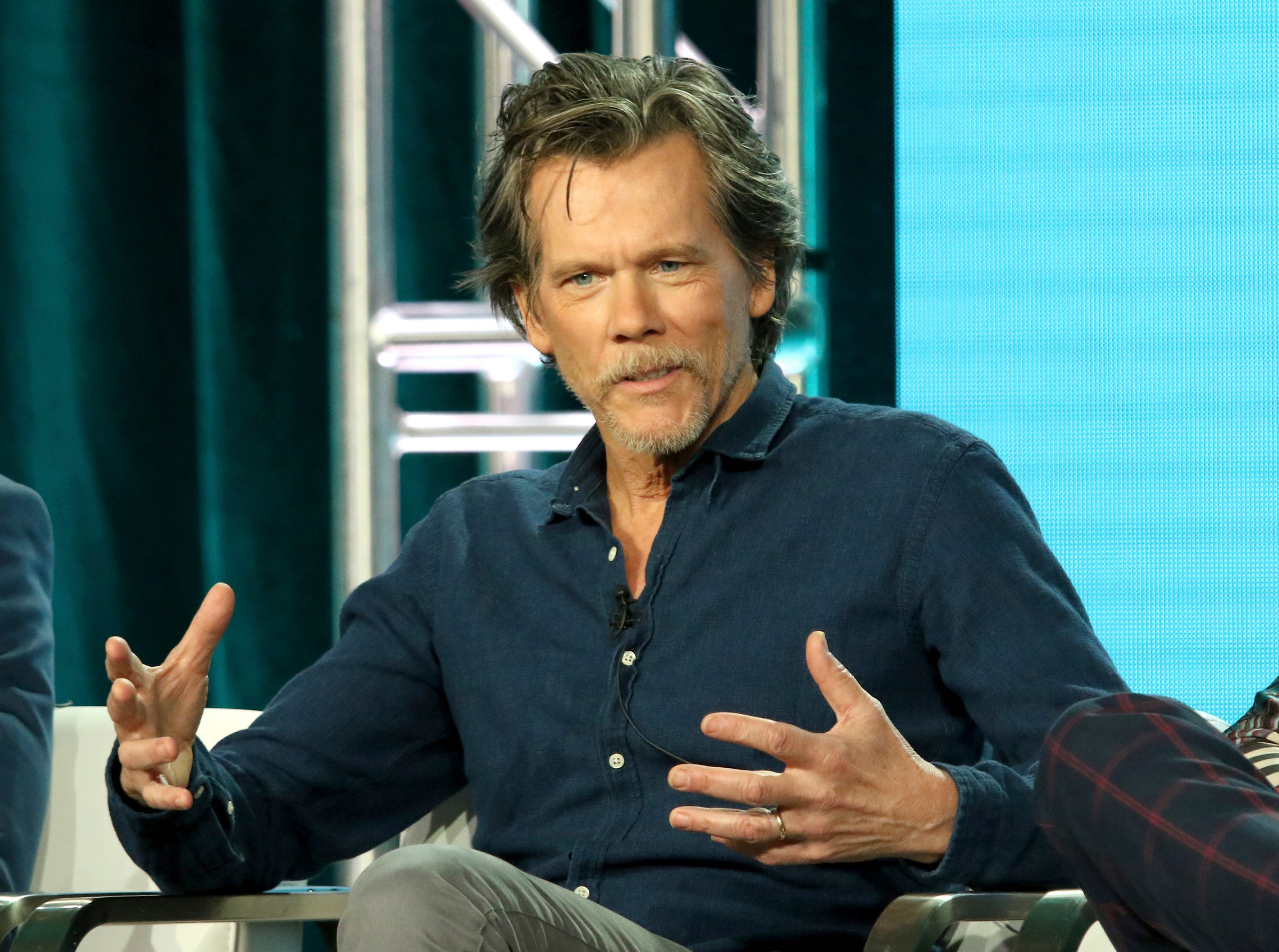"""Kevin Bacon will star as a veteran FBI agent on """"City on a Hill,"""" premiering later this year on Showtime."""