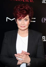 Sharon Osbourne attends a photocall to launch the new Sharon & Kelly Osbourne for MAC collection at Selfridges on June 9, 2014 in London.