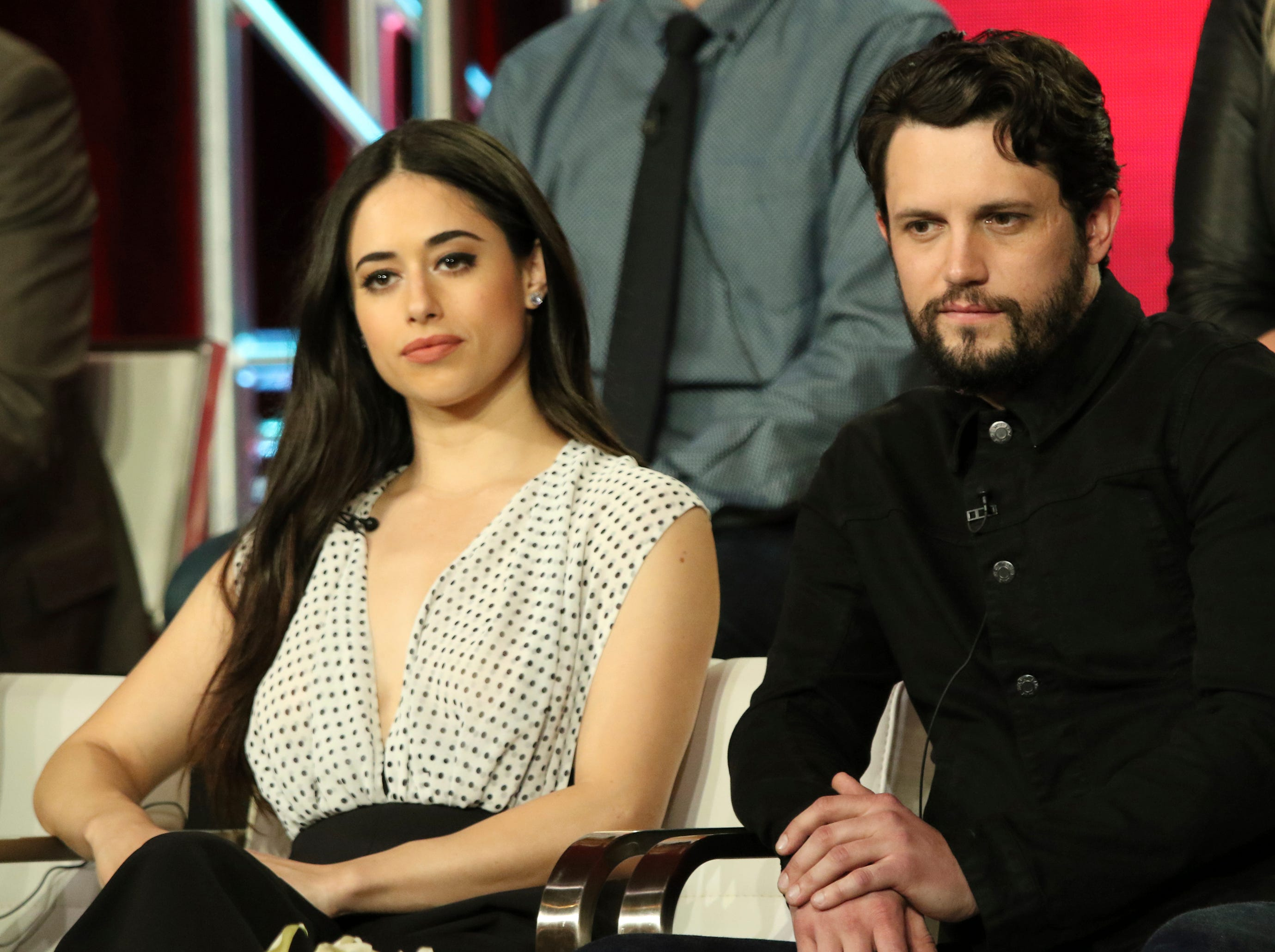 """Jeanine Mason and Nathan Parsons take questions about their new show, """"Roswell, New Mexico"""" on CW."""