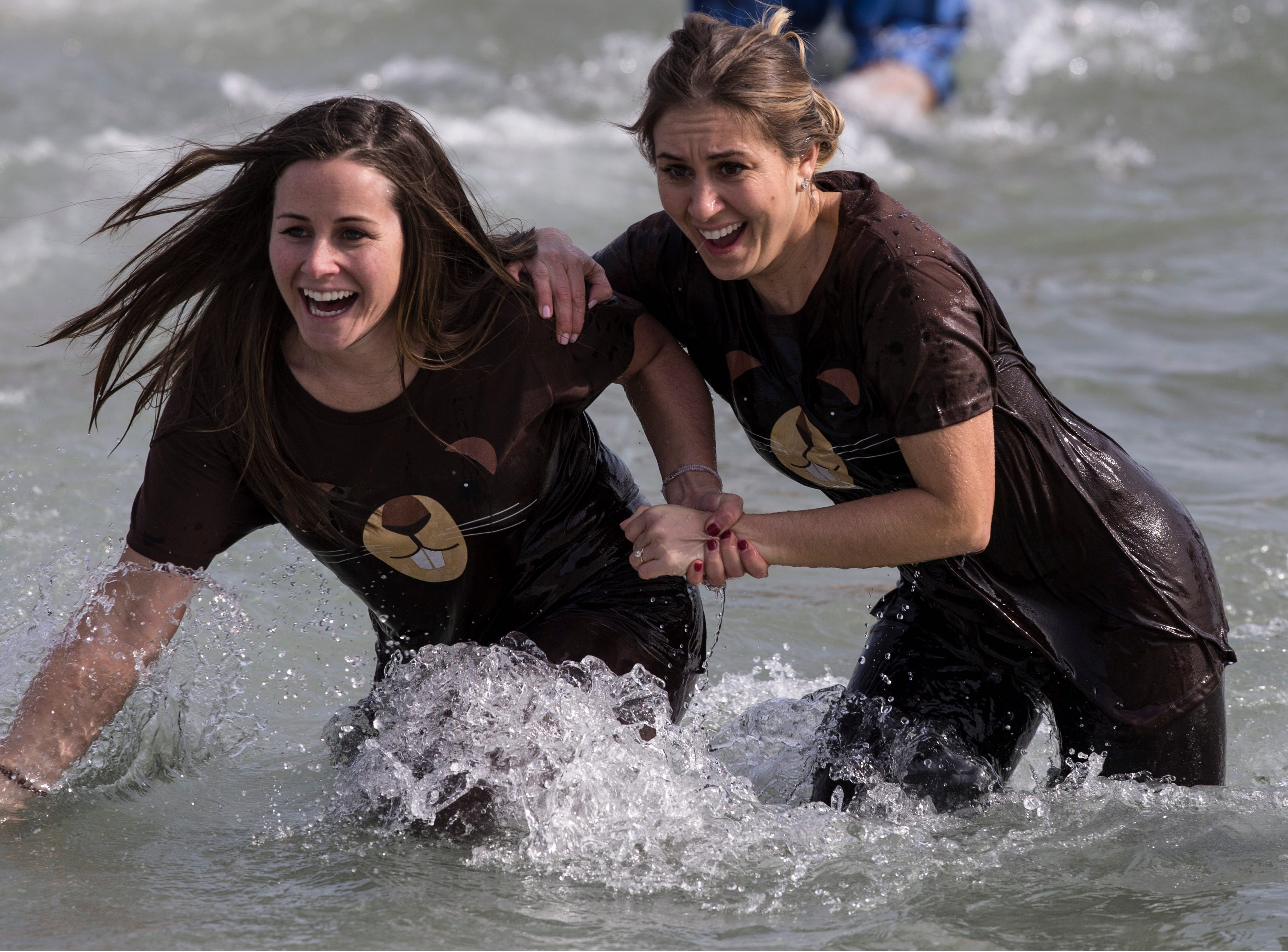 The annual Valentine Plunge to raise funds for Joan Dancy and P.A.L.S., which raises money to support local people with ALS (Lou Gehrig's disease), takes place at Manasquan Beach.       Manasquan, NJSaturday, February 2, 2019