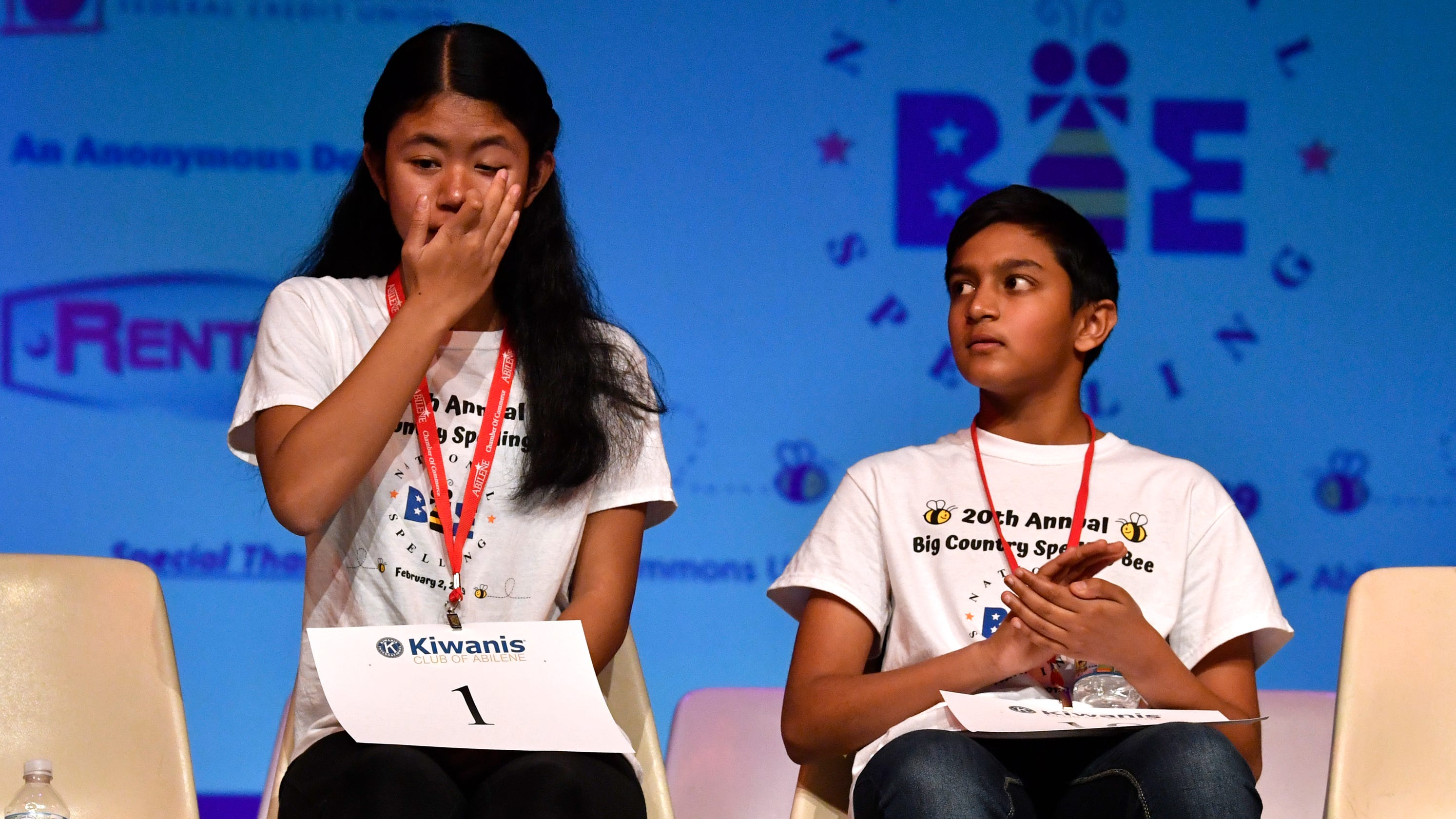 Big Country Spelling Bee buzzes Abilene Saturday with national bee berth on the line