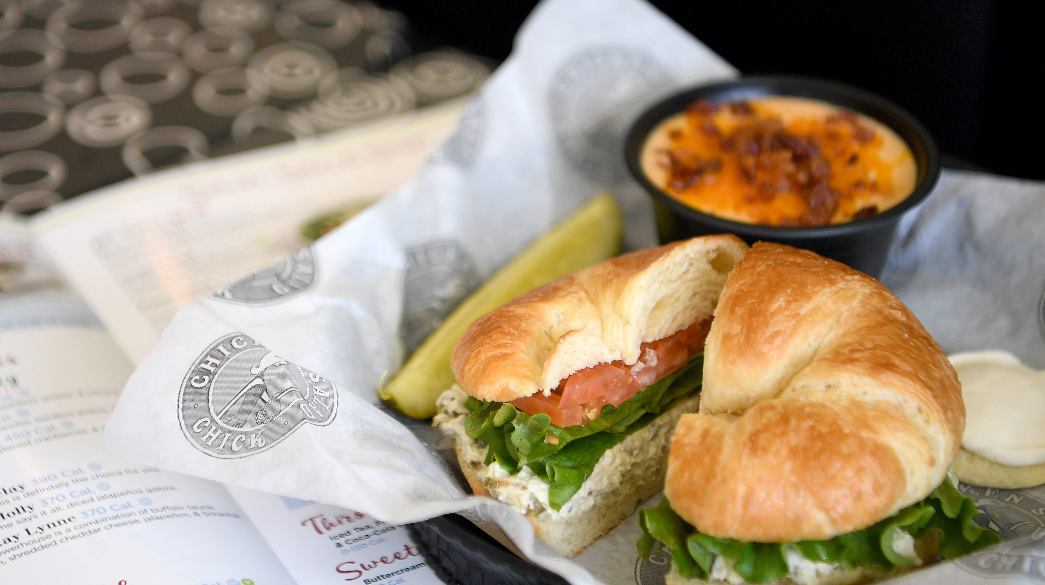 Dining review: Chicken Salad Chick is Asheville's only chicken salad restaurant