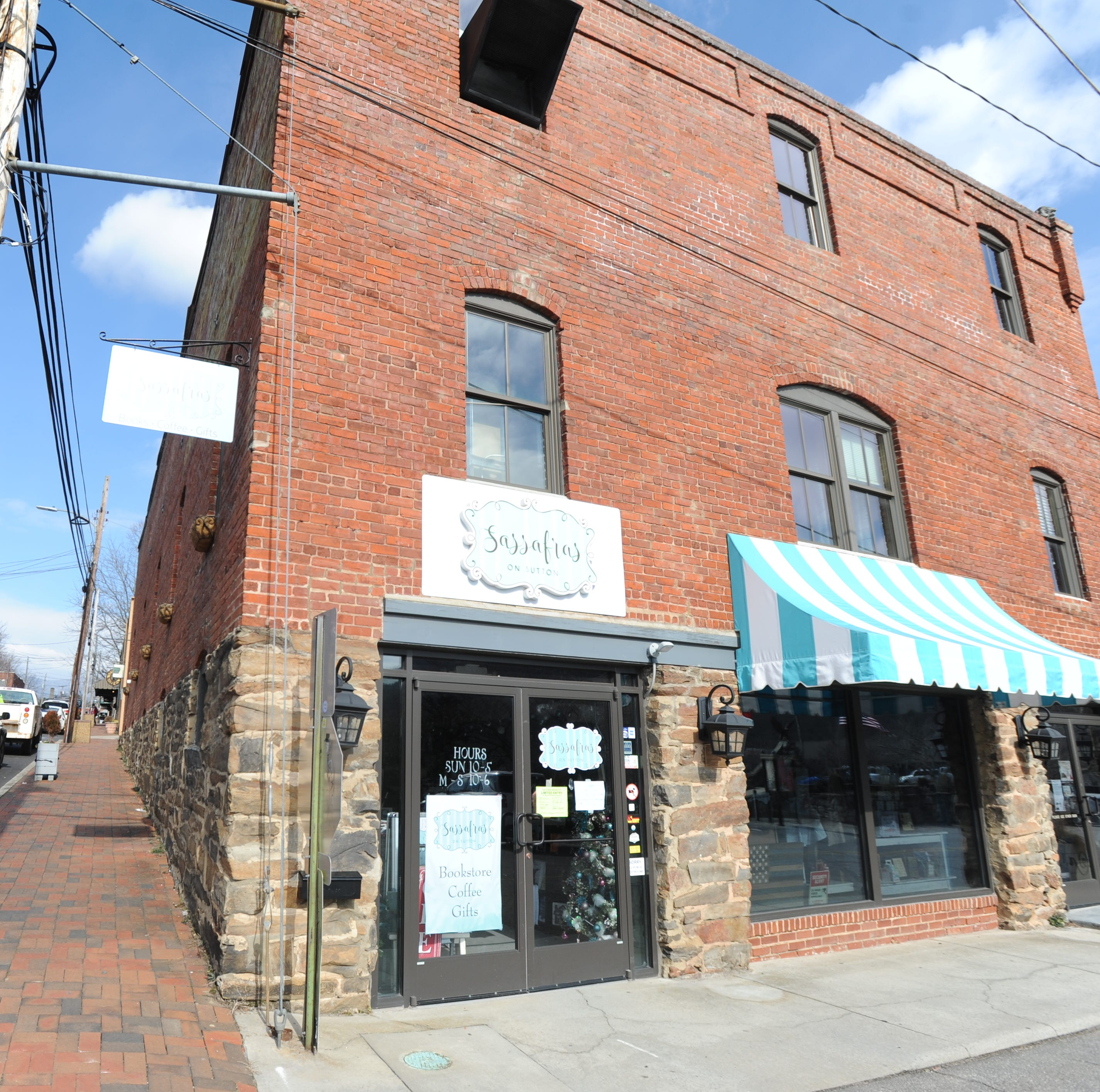 Repairs to historic downtown building to take months