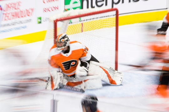"Phenom goalie Carter Hart will be heavily featured in the NHL Network show ""Behind The Glass,"" which starts next month following Flyers training camp."