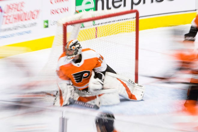 Carter Hart has taken the NHL by storm at age 20, but will that start a trend around the league?