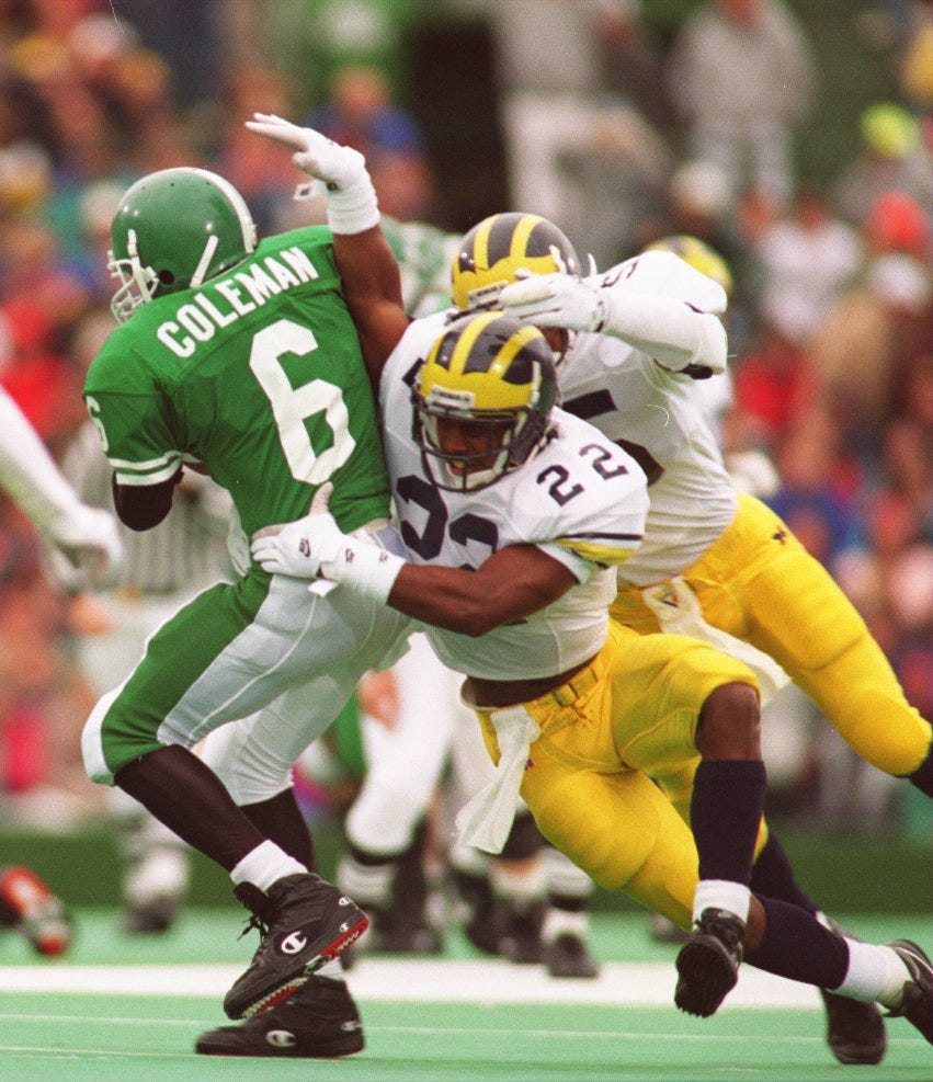 Ex-Michigan DB Ty Law to enter Pro Football Hall of Fame – Business  Breaking News 2c957caef