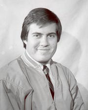 Bill Belichick during his tenure as a Detroit Lions assistant coach.