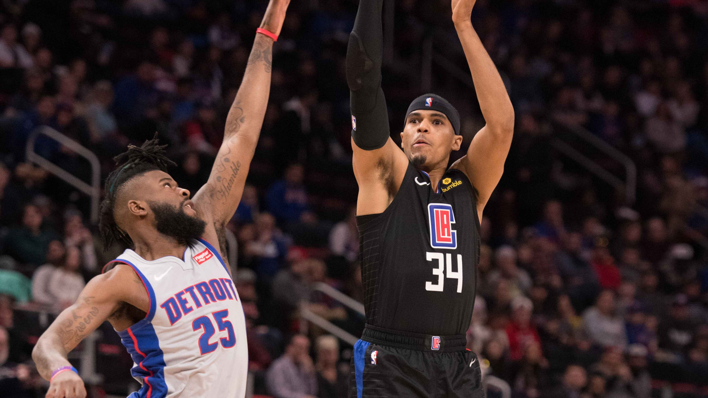 7c9d1022d Ex-Detroit Piston Tobias Harris has wondered  Why am I always traded
