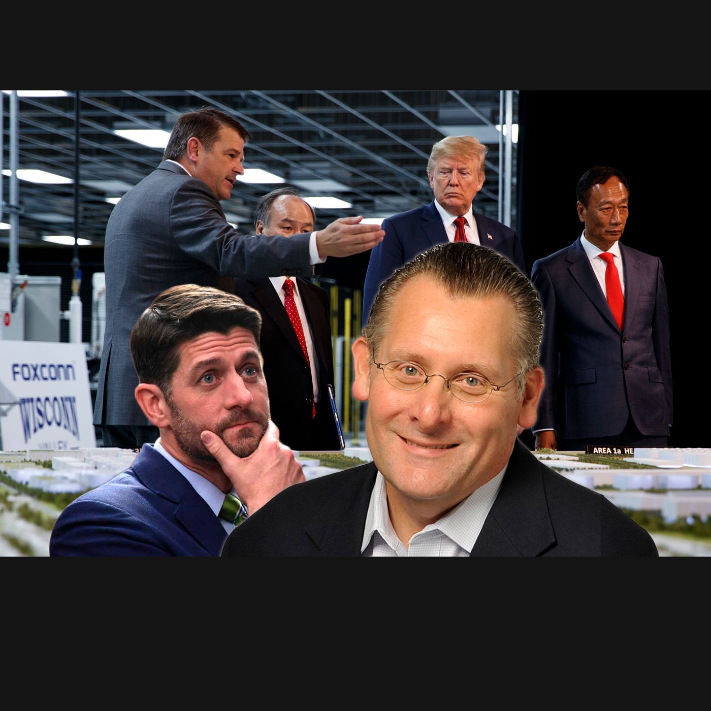 Podcast: Daniel Howes on Michigan's Foxconn miss