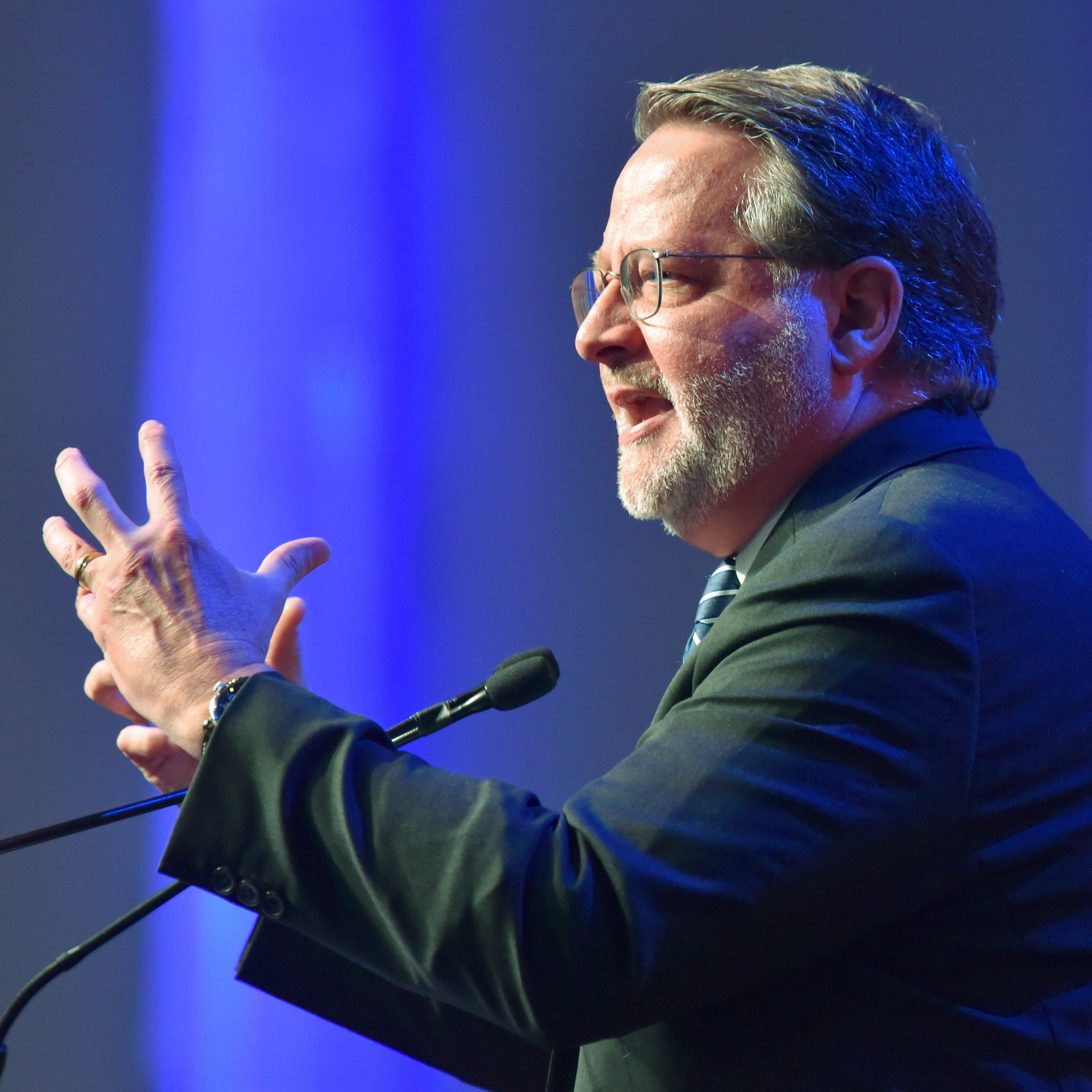 Peters supports 'aspects' of Green New Deal