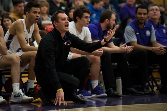 Fort Collins High School boys basketball coach Jeff Schmidt has stepped down.
