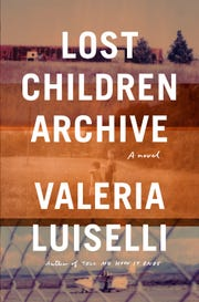 """Lost Children Archive"" book jacket"