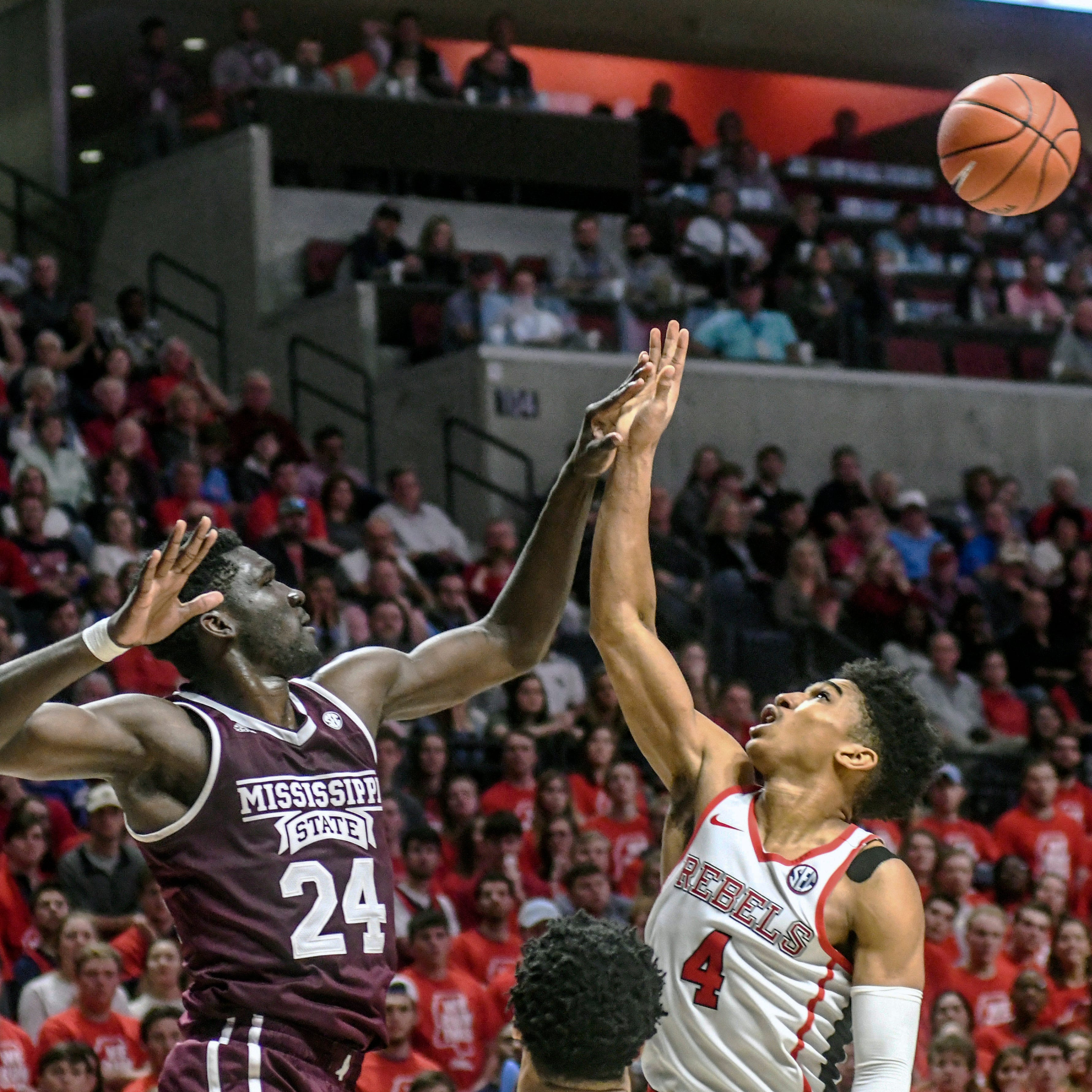 Mississippi State basketball avenges January loss, takes down Ole Miss in Oxford