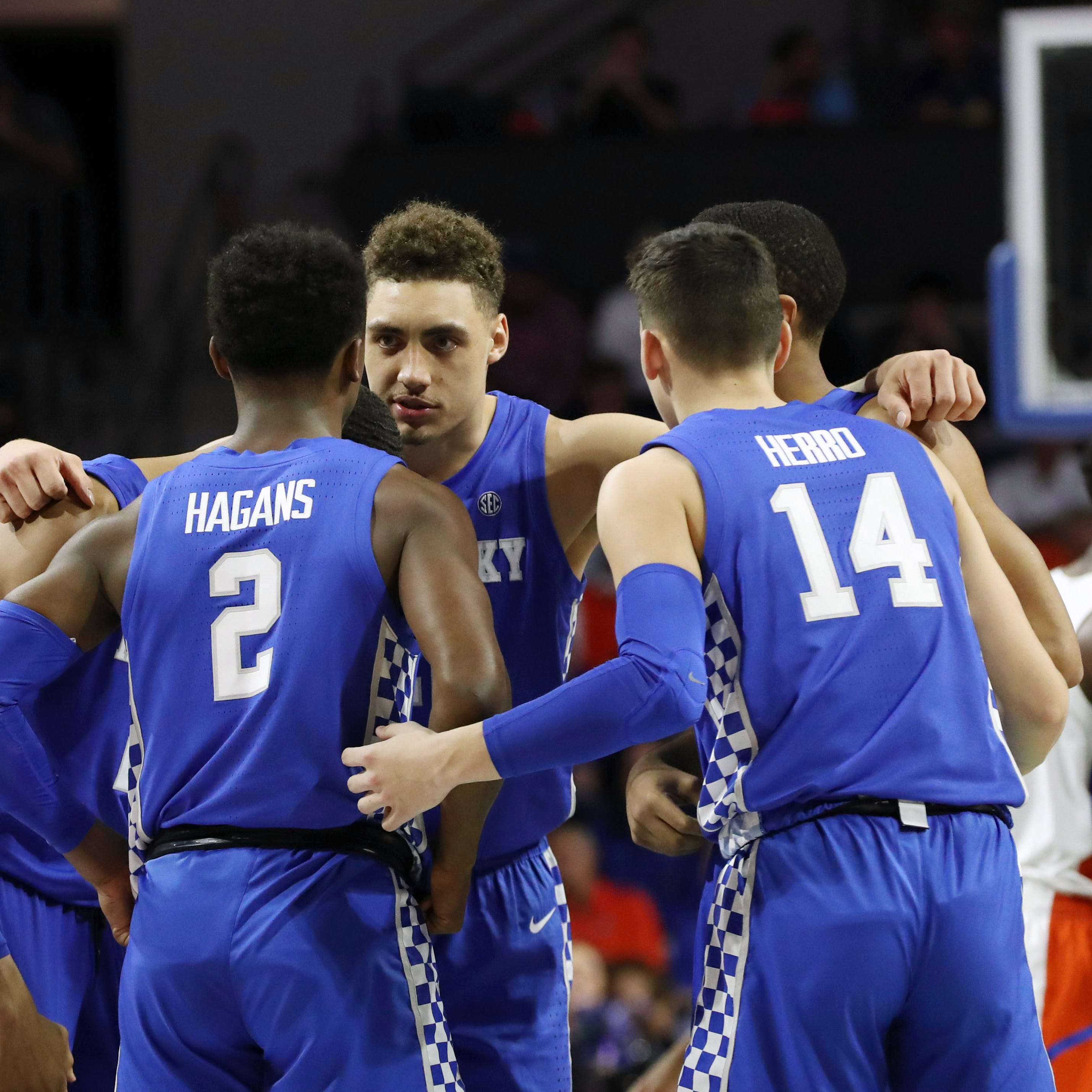 Can Kentucky basketball run the table in its remaining SEC games?