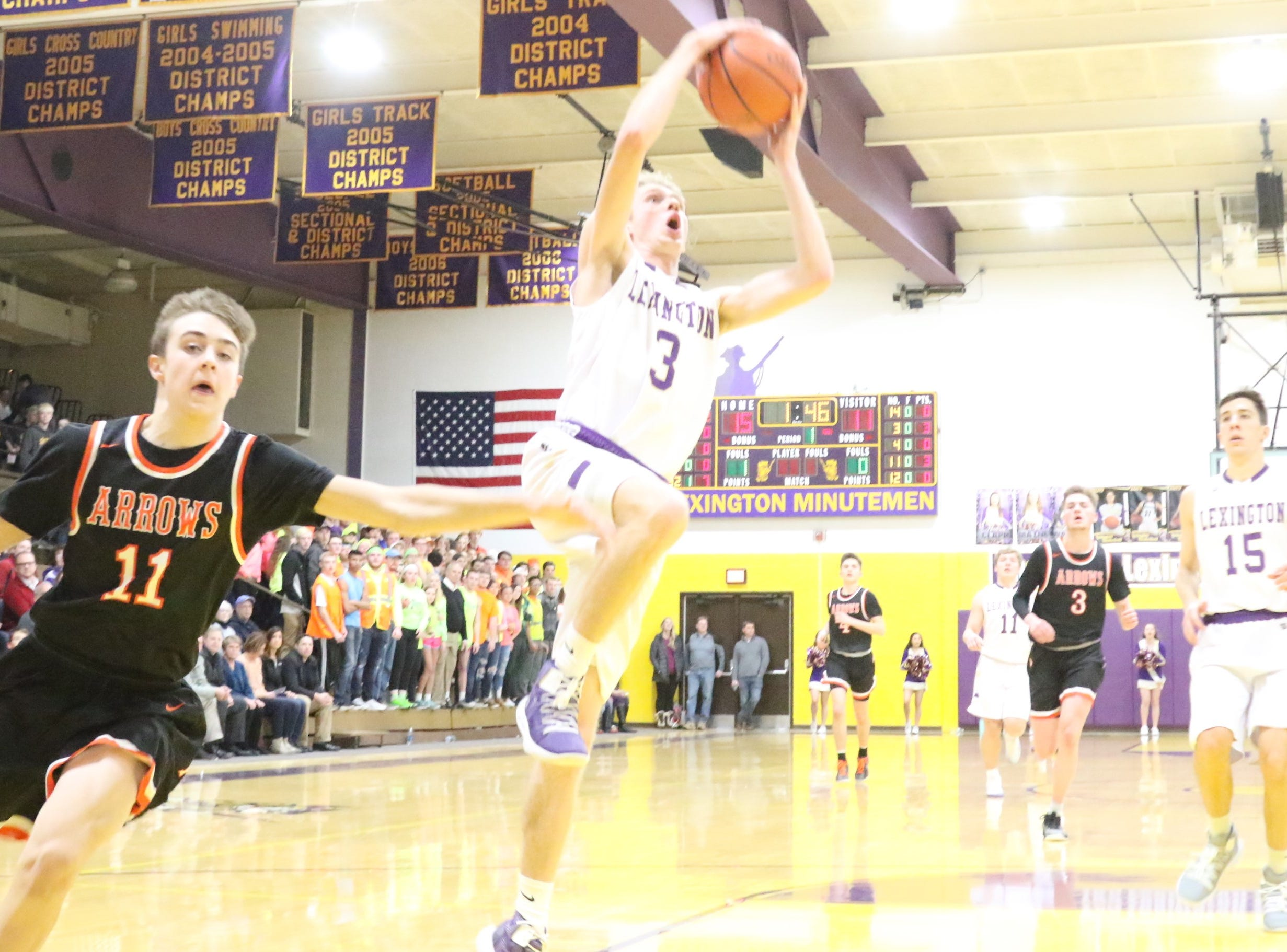 GALLERY: Lexington 78, Ashland 69