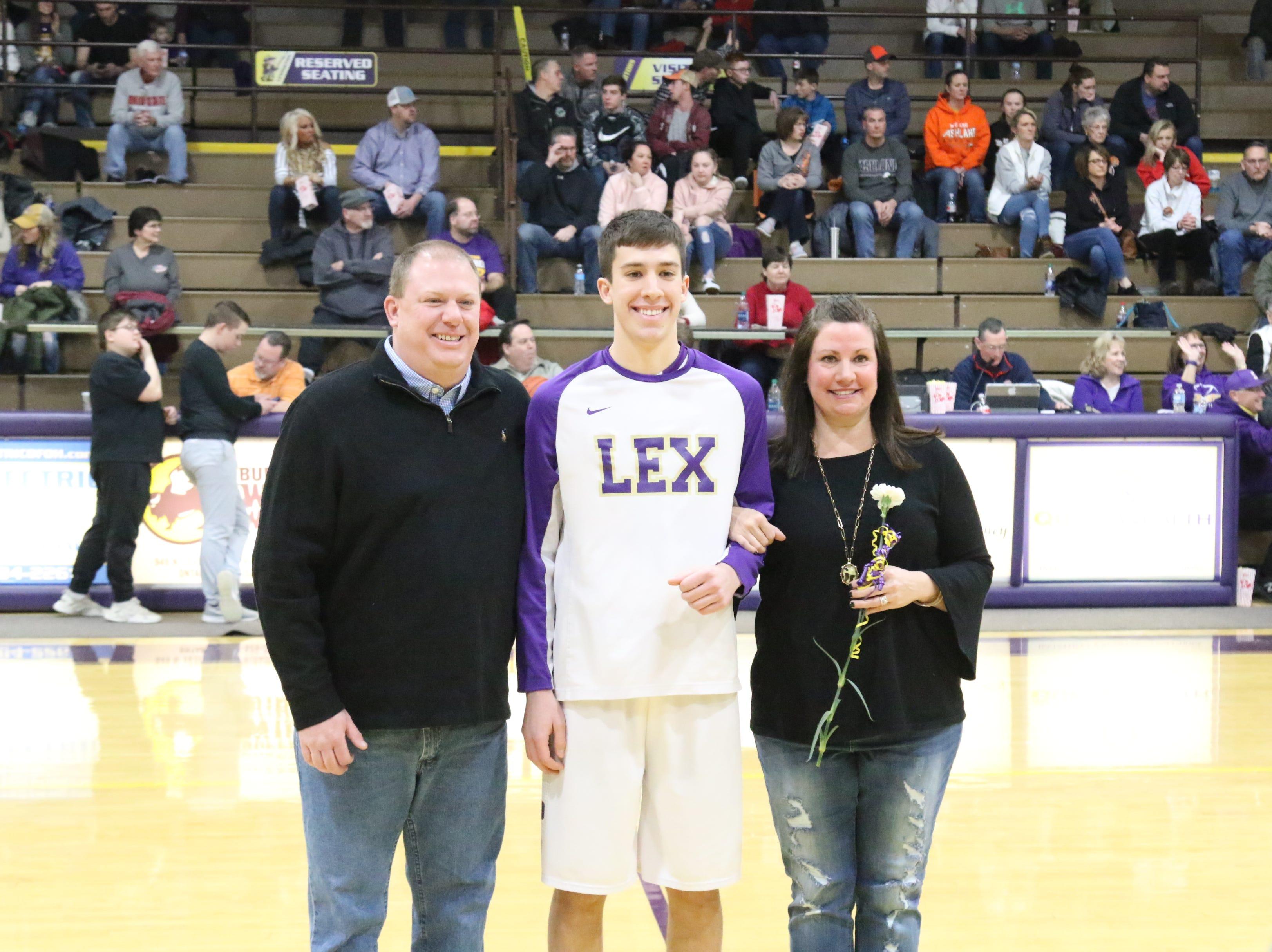GALLERY: Lexington Senior Athlete Night