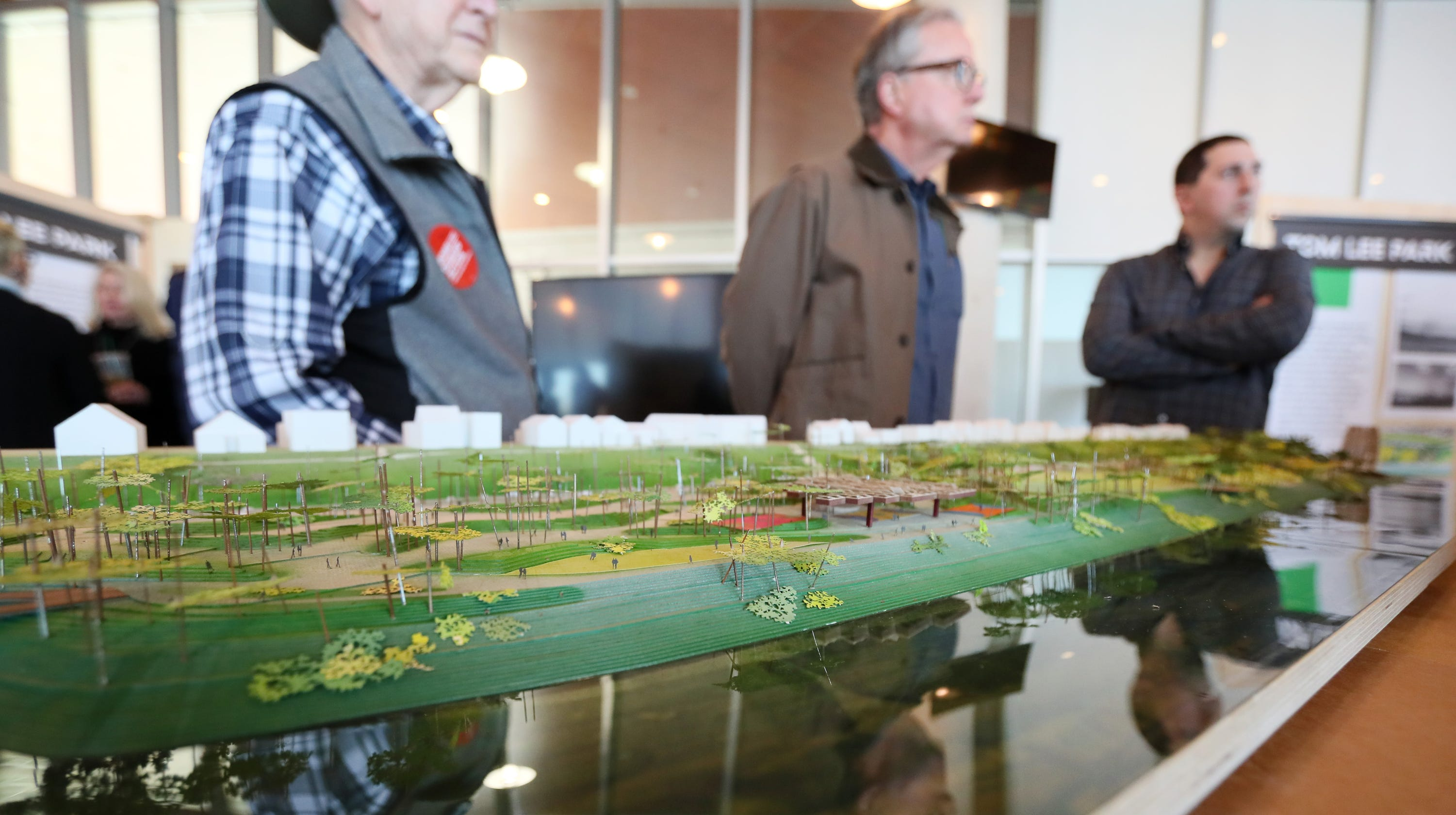 Memphis in May changes to Tom lee Park