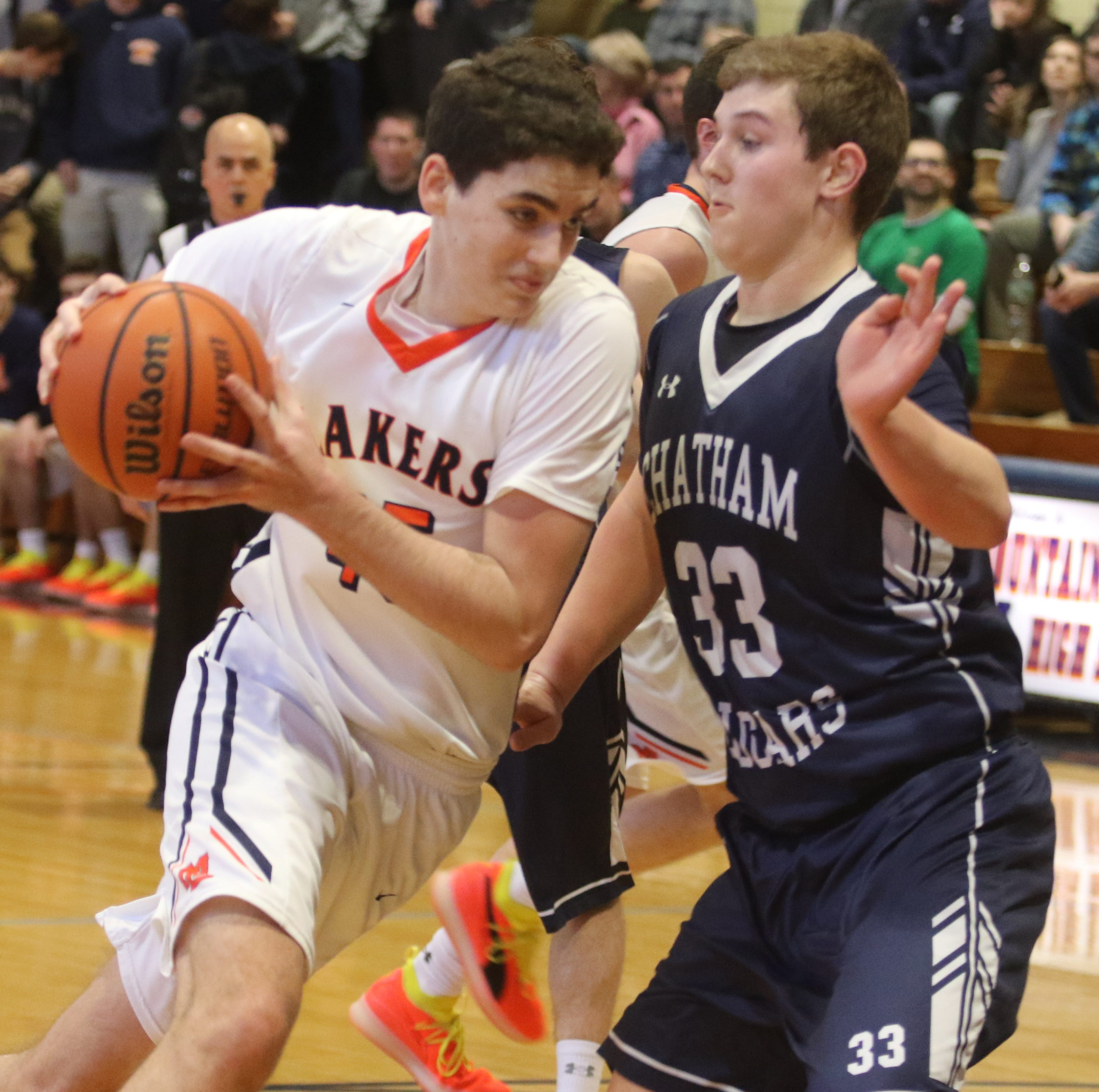 Northwest Jersey Athletic Conference boys basketball honors