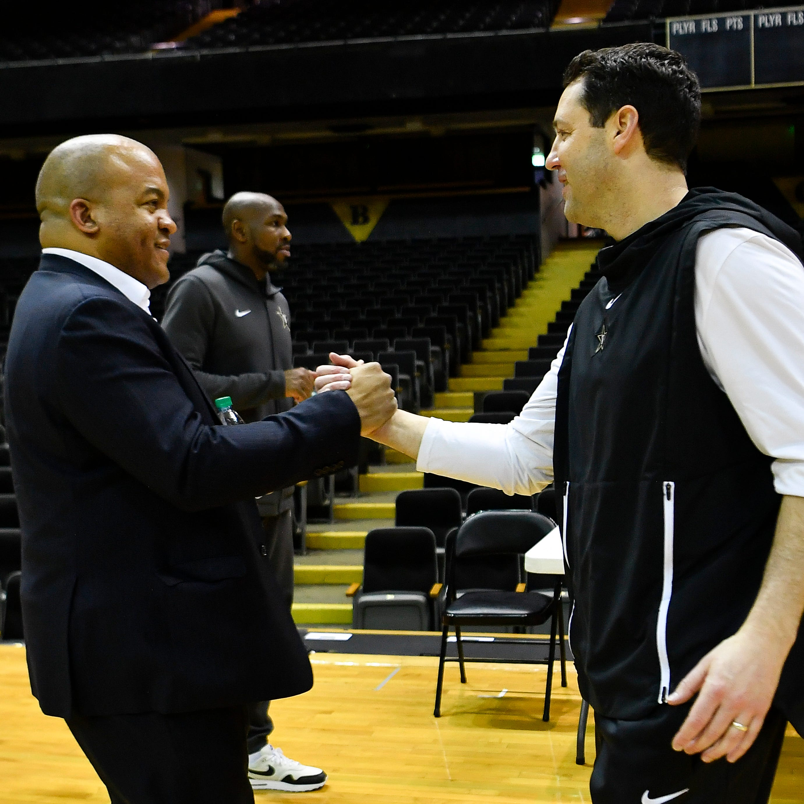 What Bryce Drew's firing says about new Vanderbilt athletics director Malcolm Turner