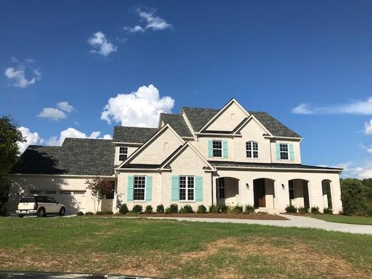 4083 Ironwood Drive, Lot 50, in Greenbrier was the 10th most expensive home sold in Robertson County last year.