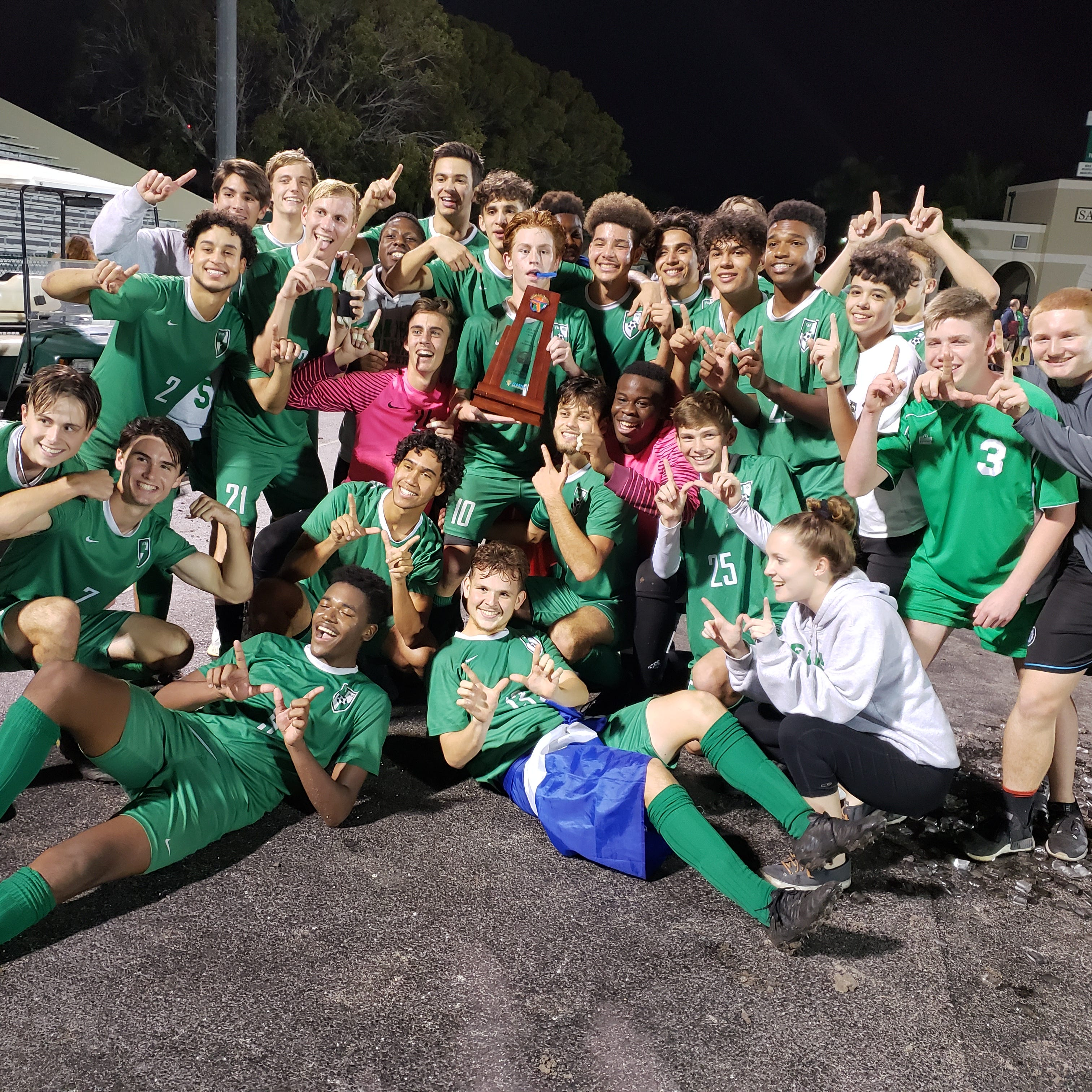 Fort Myers boys soccer riding hot streak into regional final, chasing first state title since 1999