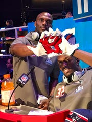 Twins Jason and Devin McCourty are part of a four-man contingent at Super Bowl LIII representing Rutgers. The McCourtys and Duron Harmon are on the Patriots; rookie Sebastian Joseph-Day is on the Rams.