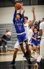 Angelo Crespo led Salem with 13 points.
