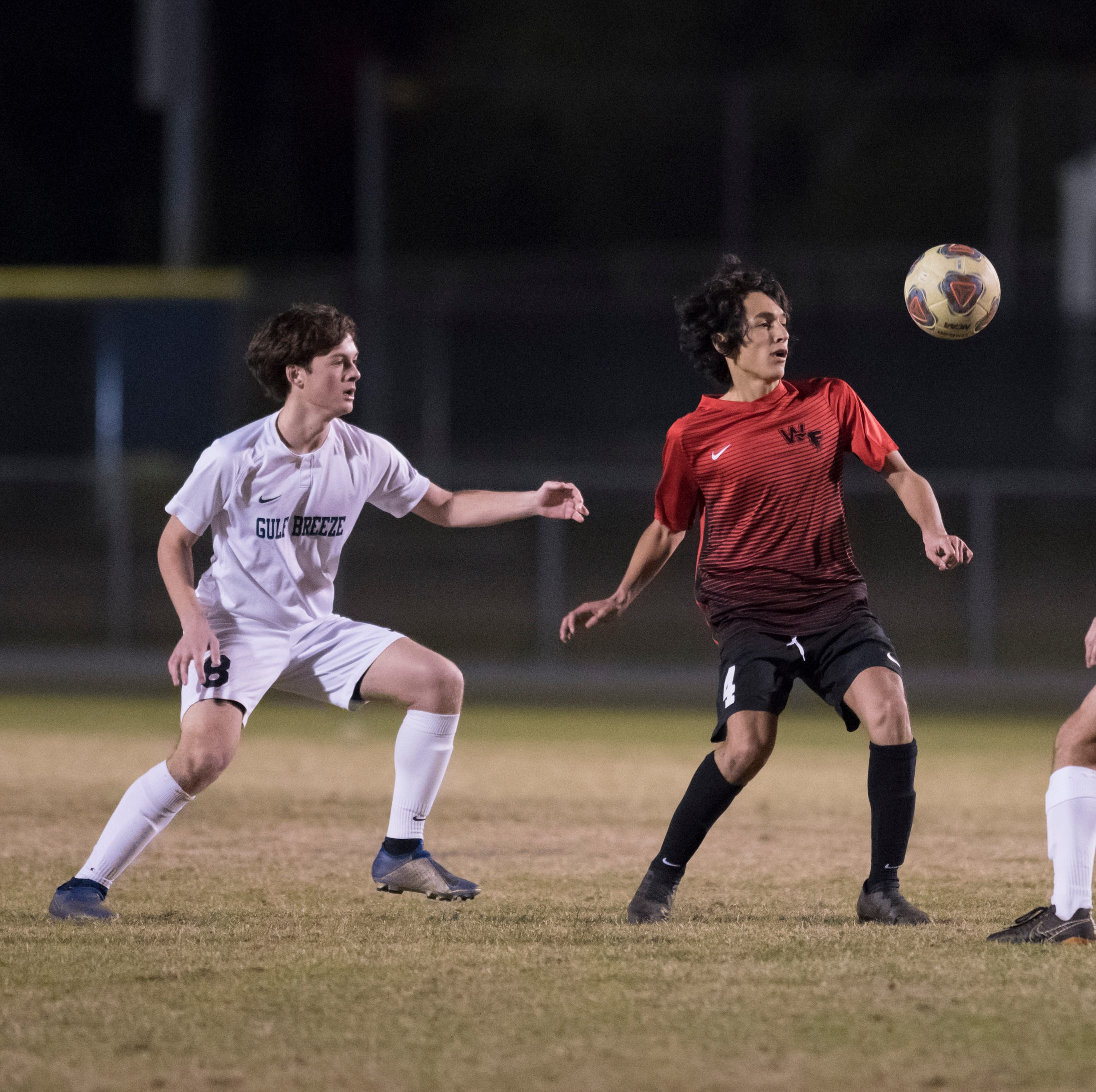 PNJ Boys Soccer Leaderboard: West Florida gets another shot at Mosley