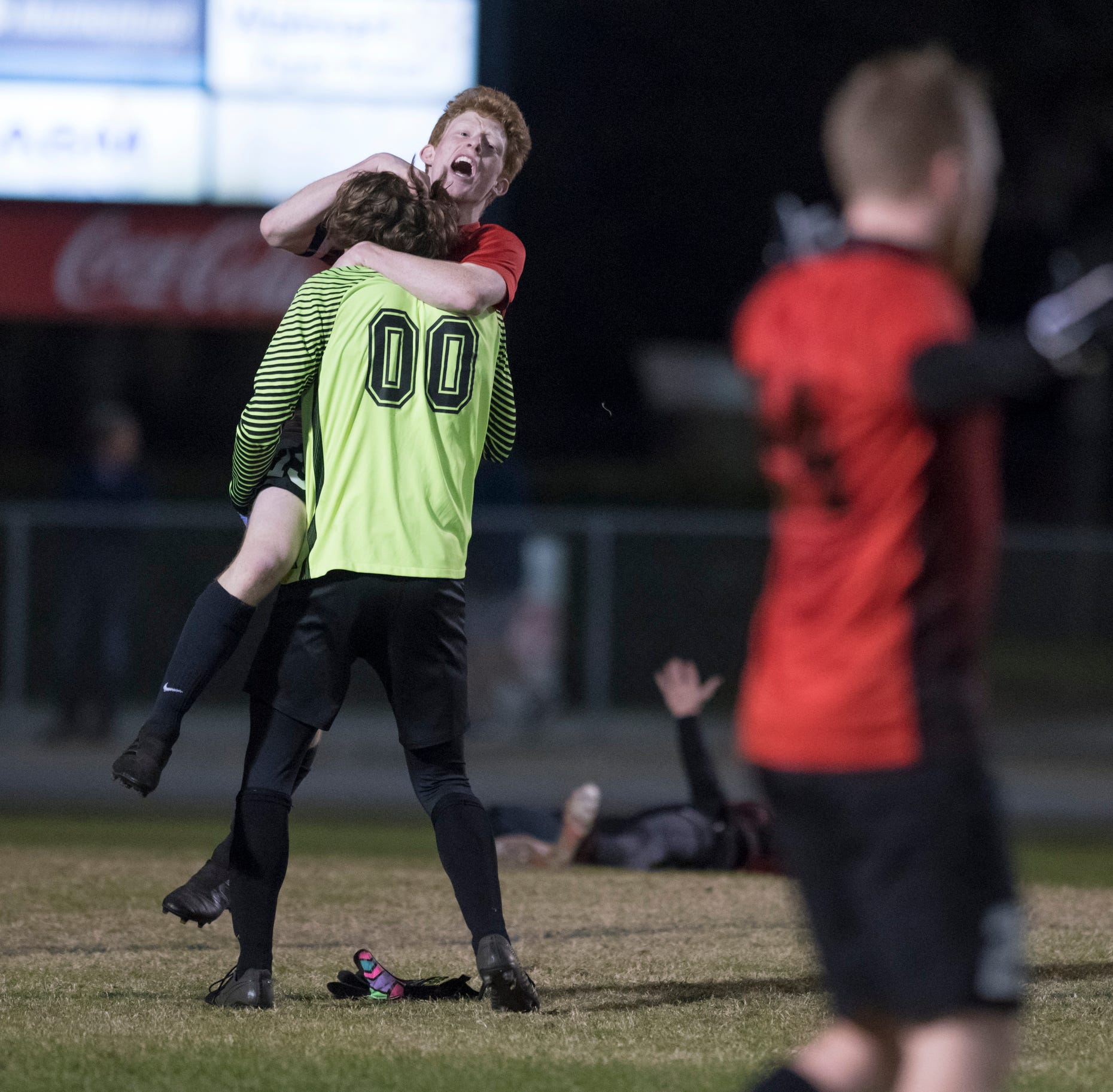 Danny Ramos' hat trick lifts West Florida to back-to-back district titles