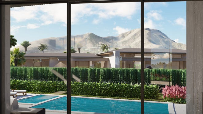 Cameldale Estates is a new Paradise Valley development.