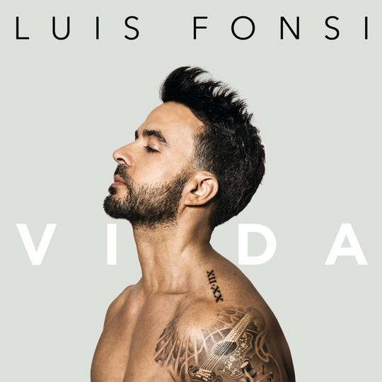 """Vida"" is Luis Fonsi's first album in five years."