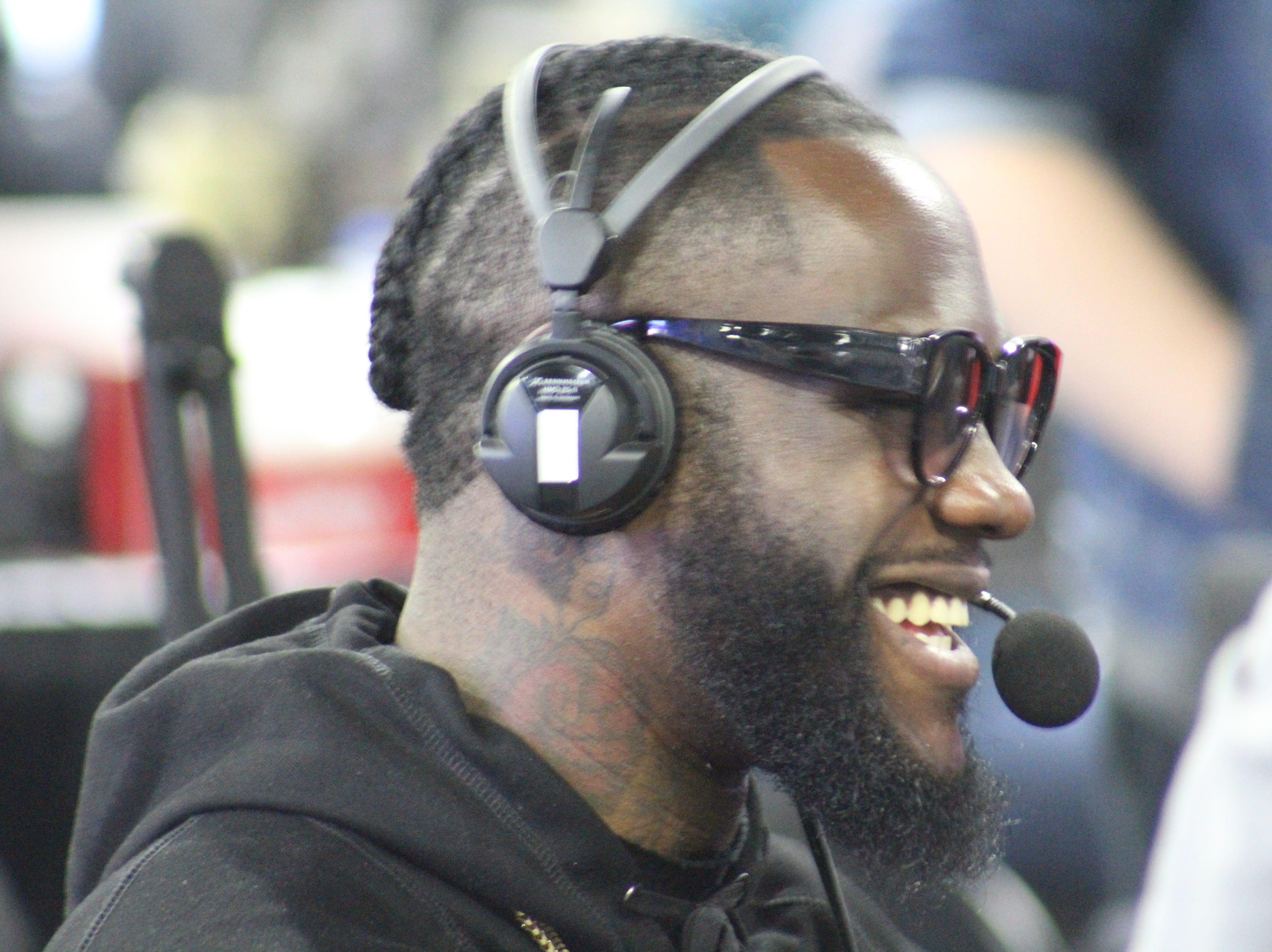 Celebridades, conciertos, deporte y mucha diversión colorean la ciudad de Atlanta, Georgia, previo al Super Bowl 53 que disputaran Patriotas de Nueva Inglaterra y Rams de Los Ángeles en el Mercedes Benz Stadium. 1 de febrero del 2019.