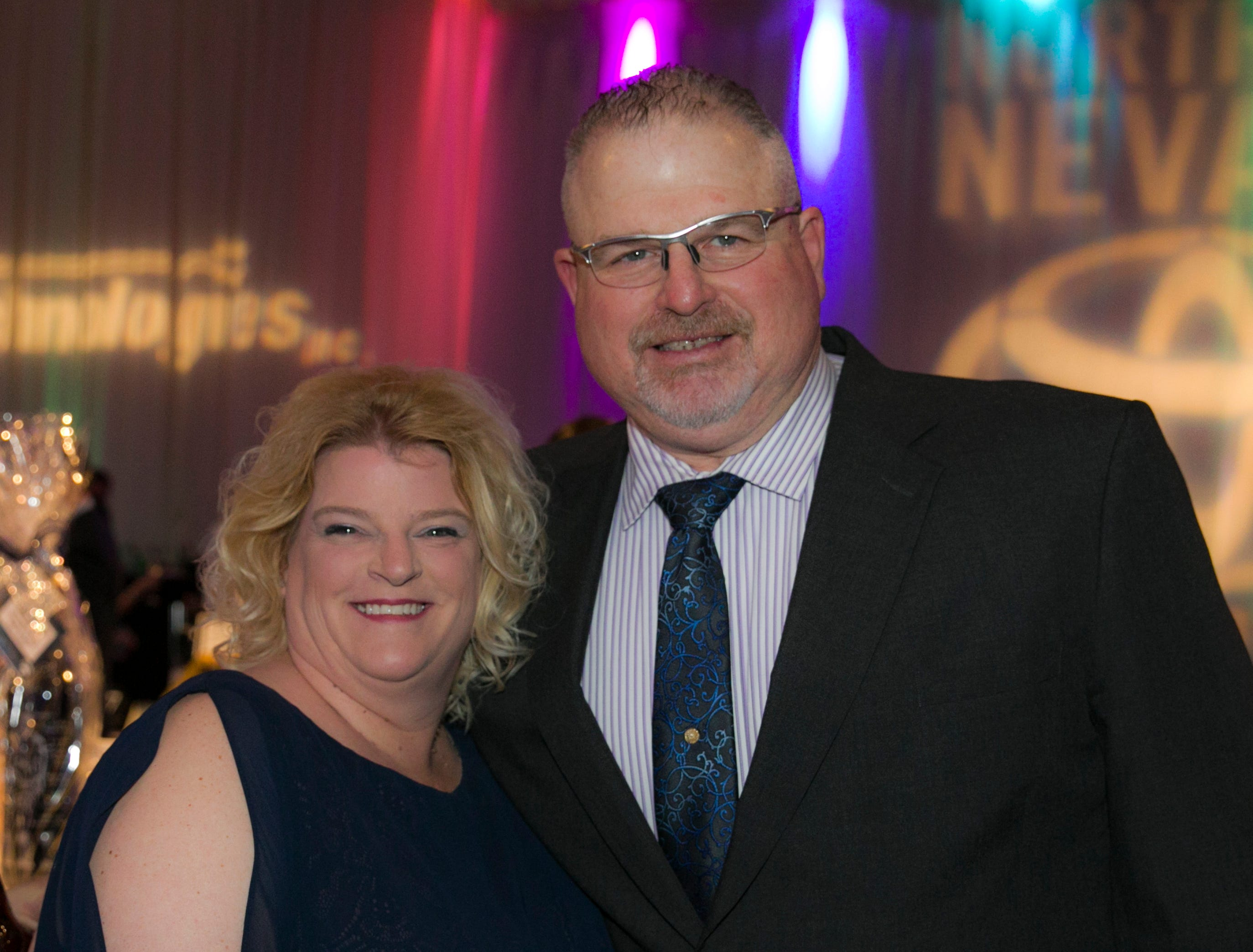 Photos from the Blue Tie Ball on Feb. 1, 2019