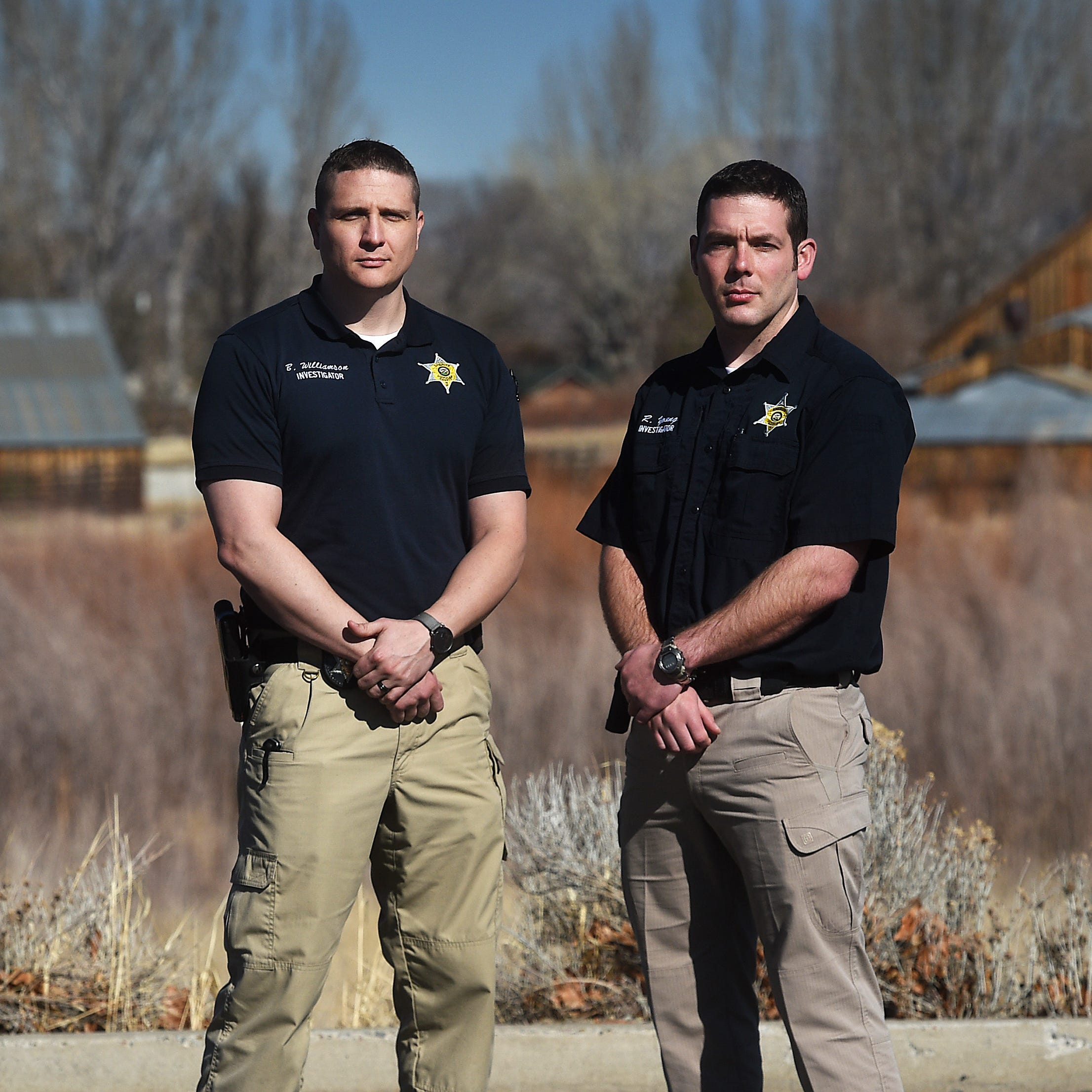 How two Douglas County deputies tracked down the suspect in four Northern Nevada murders