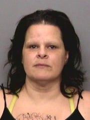 Sherri Lynn Perez Date of birth: Aug. 16, 1975 Vitals: 5 feet, 10 inches; 242 lbs.; brown hair/brown eyes Charge: Identity theft